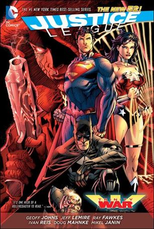 Justice League: Trinity War 1-A