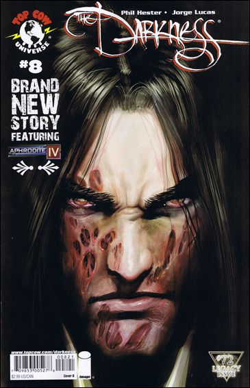 Darkness (2007) 8-A by Top Cow