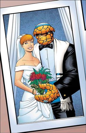 Fantastic Four Wedding Special 1-C