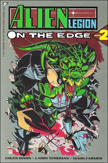 Alien Legion: On the Edge 2-A by Epic