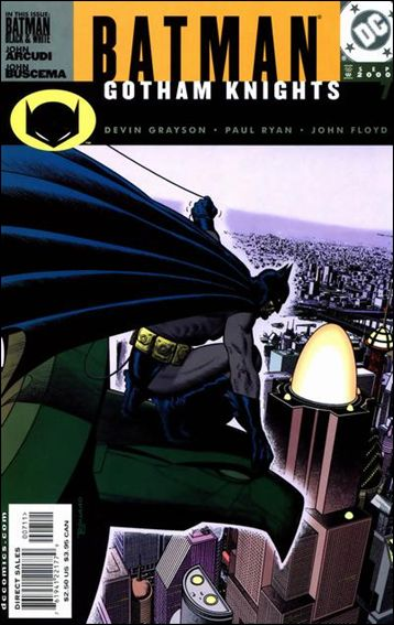 Batman: Gotham Knights 7-A by DC