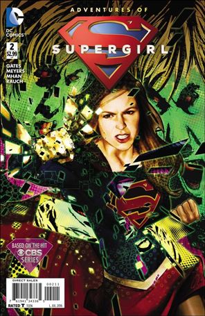 Adventures of Supergirl 2-A