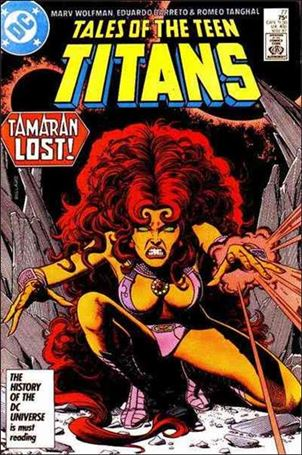 Tales of the Teen Titans 77-A