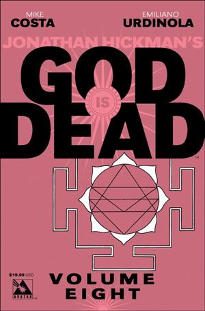 God is Dead 8-A