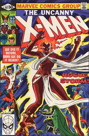 Uncanny X-Men (1981) 147-A by Marvel