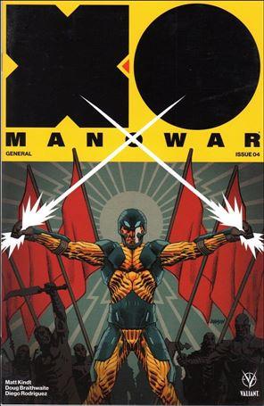 X-O Manowar (2017) 4-B