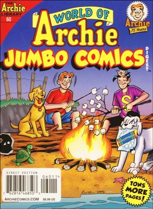 World of Archie (Comics) Double Digest 60-A