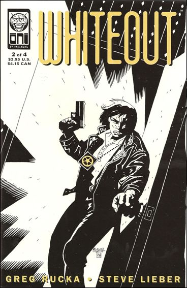 Whiteout 2-A by Oni Press