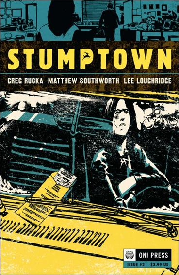 Stumptown (2009) 2-A by Oni Press