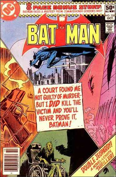Batman (1940) 328-A by DC
