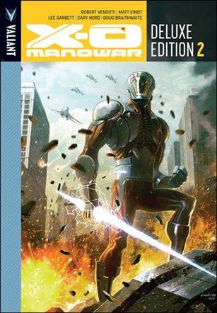 X-O Manowar Deluxe Edition 2-A