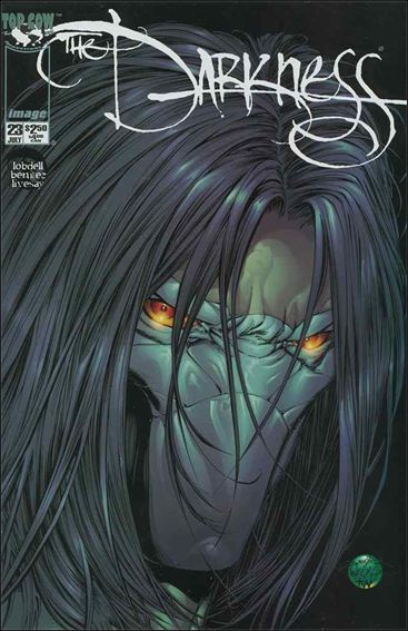 Darkness (1996) 23-A by Top Cow