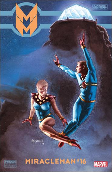 Miracleman (2014) 16-B by Marvel