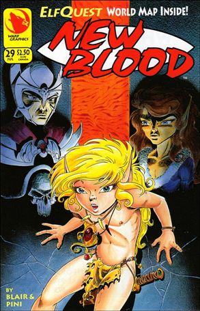 Elfquest: New Blood 29-A