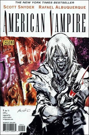American Vampire 9-A by Vertigo
