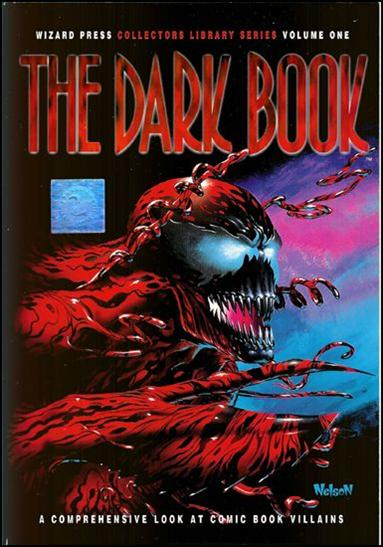 Dark Book 1-B by Wizard Press