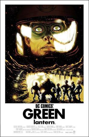 Green Lantern (2011) 40-D