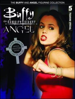 Buffy the Vampire Slayer & Angel Figurine Collection 5-A by Eaglemoss Publications