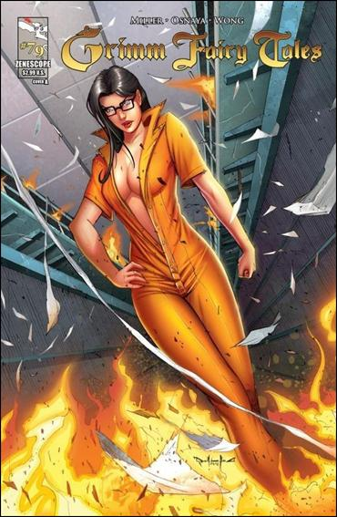 Grimm Fairy Tales 79-A by Zenescope Entertainment