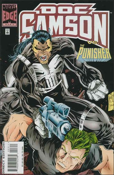 Doc Samson (1996) 3-A by Marvel