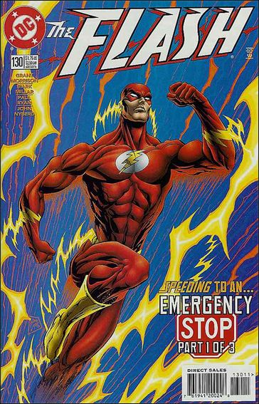 Flash (1987) 130-A by DC