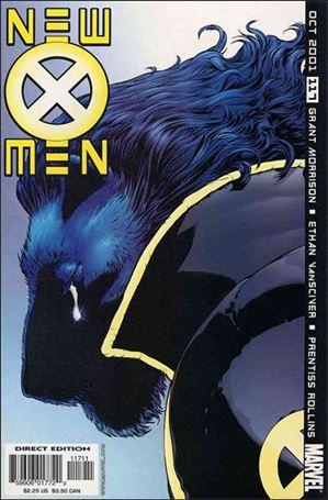 New X-Men (2001) 117-A
