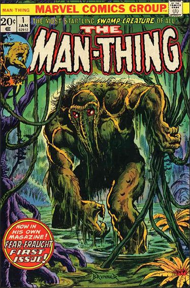 Man-Thing (1974) 1-A by Marvel