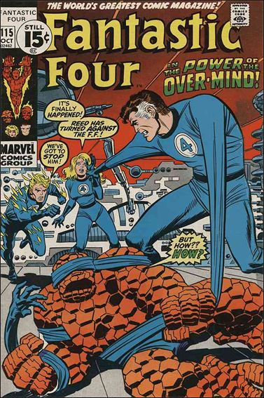 Fantastic Four (1961) 115-A by Marvel