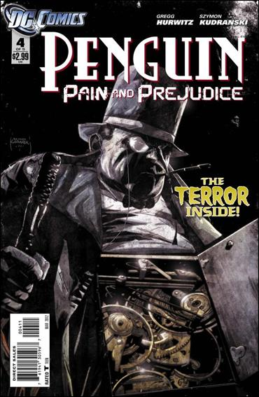 Penguin: Pain and Prejudice 4-A by DC