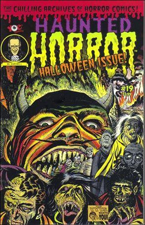 Haunted Horror 19-A