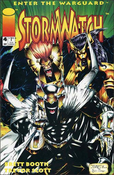 StormWatch (1993) 4-A by Image