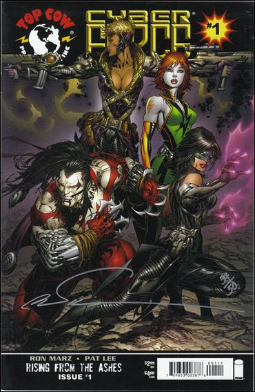 Cyberforce (2006) 1-G by Top Cow