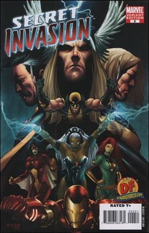 Secret Invasion 2-E
