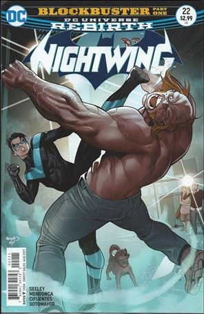 Nightwing (2016) 22-A