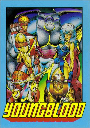 Youngblood: Series 1 (Promo) 0-A by Comic Images