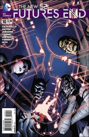 New 52: Futures End  10-A