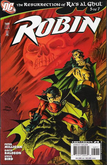 Robin (1993) 169-A by DC