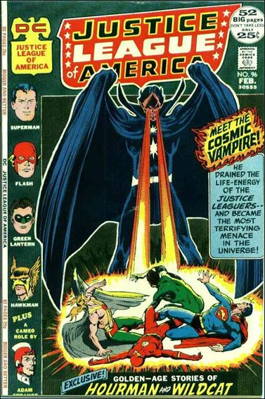 Justice League of America (1960) 96-A by DC