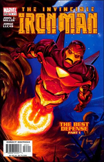 Iron Man (1998) 73-A by Marvel