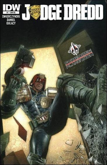 Judge Dredd (2012) 1-LF by IDW