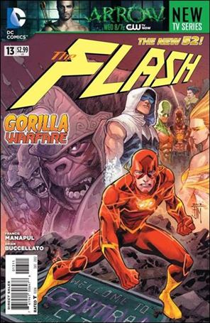 Flash (2011) 13-A