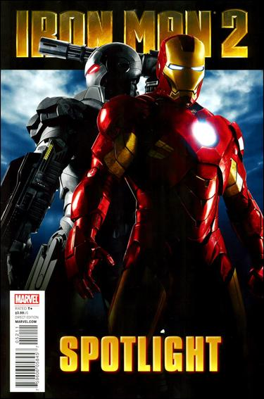 Iron Man 2 Spotlight 1-A by Marvel