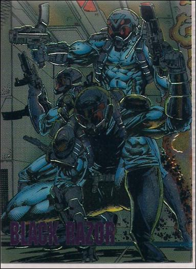 WildStorm: Set 1 (Base Set) 61-A by WildStorm