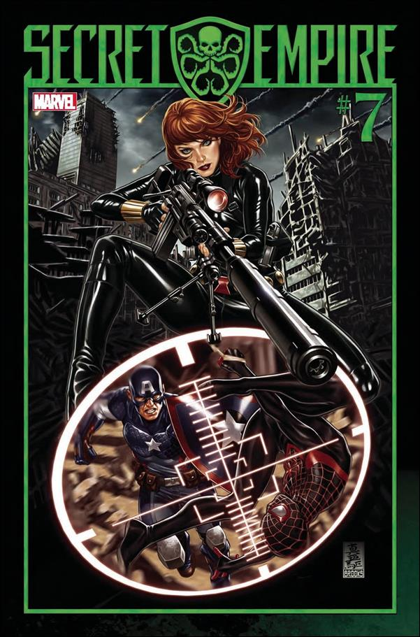 Secret Empire 7-A by Marvel