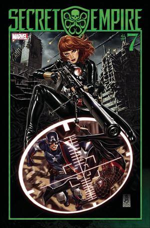 Secret Empire 7-A
