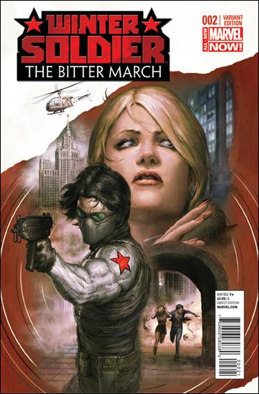 Winter Soldier: The Bitter March 2-B by Marvel
