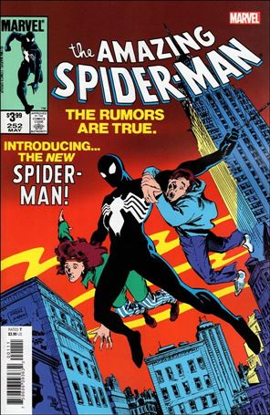 Amazing Spider-Man (1963) 252-G