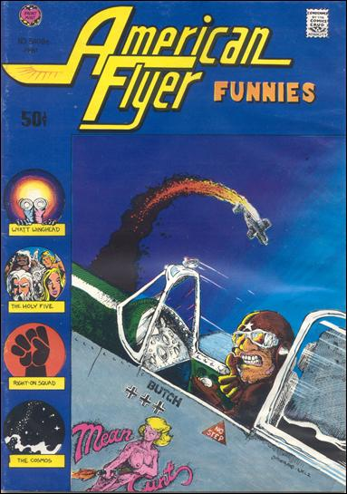 American Flyer Funnies 1-A by Print Mint