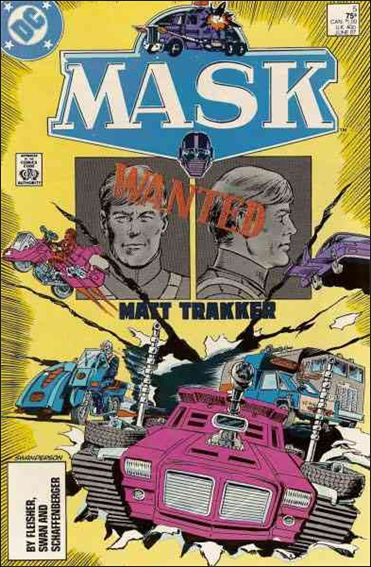 Mask (1987) 5-A by DC