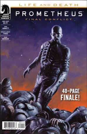 Prometheus: Life and Death - Final Conflict One-Shot-A